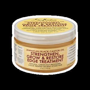 Shea Moisture Jamaican Black Castor Oil Strengthen & Restore Edge Treatment
