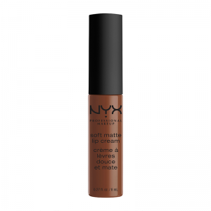 NYX Professional Makeup Soft Matte Lip Cream - neither lipstick nor lip gloss, this highly pigmented formula features a delectable fragrance and delivers a smooth coat of creamy matte color with a velvety matte finish.
