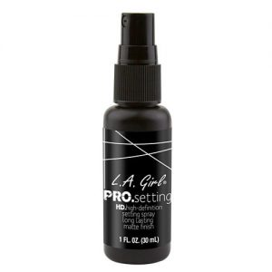 PRO.setting HD High Definition Matte Finish Setting Spray 30ml