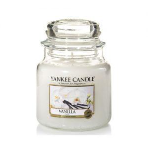 Vanilla Candle Jar